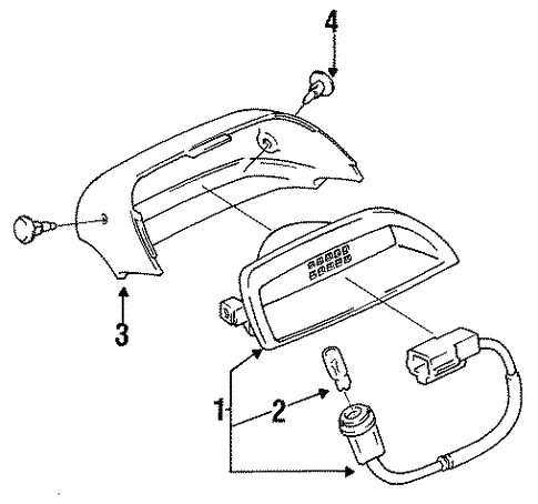 Subaru Rear View Mirror Wiring Diagram