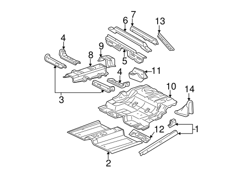 1987 Cadillac Cimarron Fuse Box Diagram together with  besides 1969 Cadillac Wiring Diagram further 2001 Buick Lesabre Air Door Actuator Location as well Hummer H2 Fuse Box Location. on cadillac deville parts catalog