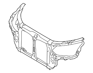 Radiator Support - Hyundai (64101-3M011)