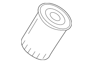 Oil Filter - Ford (E7TZ-6731-A)