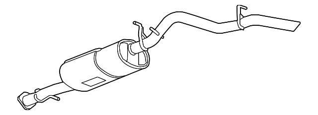 muffler  u0026 pipe