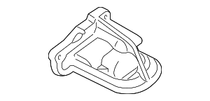 Adapter - Ford (BC3Z-6881-B)