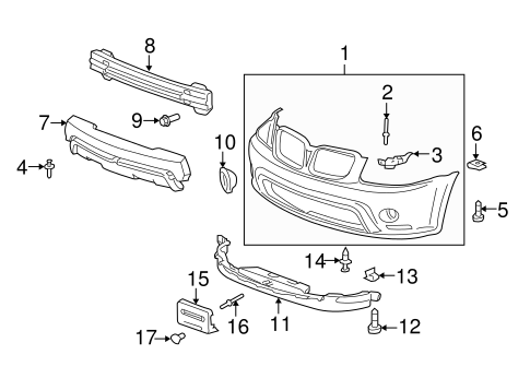 Gm Retainer Plate 10381516