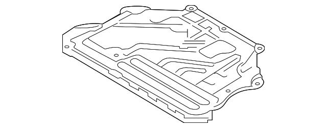 Genuine Ford Under Cover FJ7Z-9911778-A
