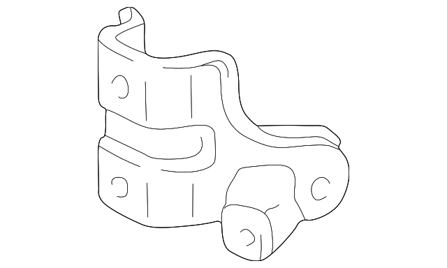 Rear Mount Bracket