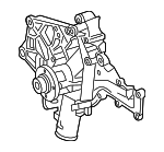 Remanufactured-Ts Water Pump