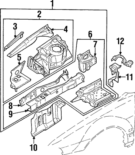 Mitsubishi Diamante Parts Catalog Com