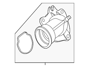 Thermostat - Mercedes-Benz (642-200-21-15)