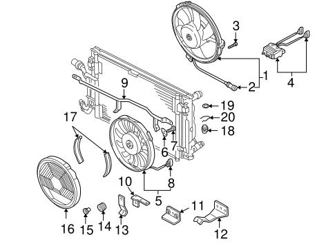 Audi A6 Parts Diagram - Diagrams Catalogue