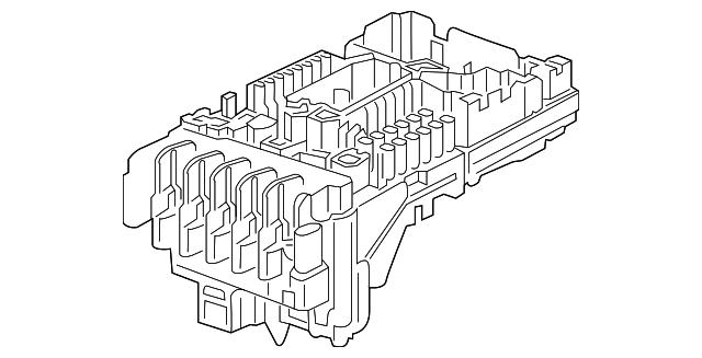 2009 volkswagen cc fuse box  volkswagen  auto wiring diagram