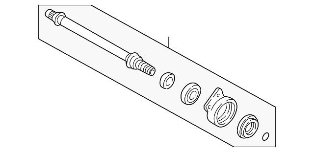 intermediate shaft