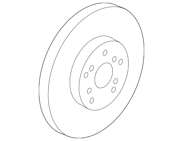 disk front brake 17 honda 45251 stx h01 honda car parts direct. Black Bedroom Furniture Sets. Home Design Ideas