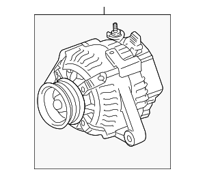 Alternator - Toyota (27060-31112)
