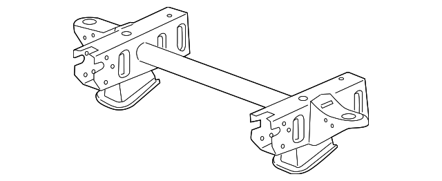 Front Section Gm 15790389 Gmpartsnow
