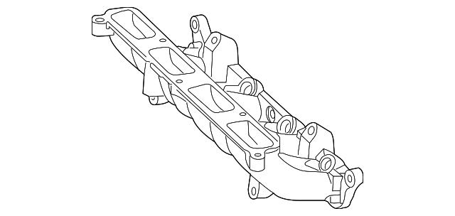 Manifold Gasket Mopar 4884195aa Mymoparparts