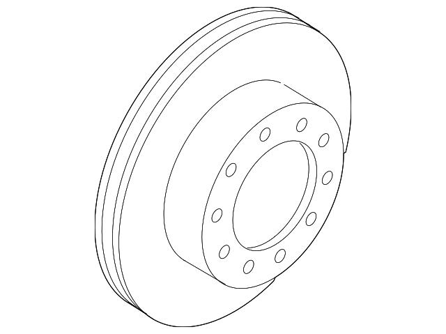 ford f 250 350 450 550 super duty front disc brake 8 lug holes rotor Diecast F-250 ford f 250 350 450 550 super duty front disc brake 8 lug holes rotor ford dc3z 1125 a
