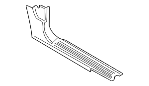 Door Sill Plate - Land-Rover (EAN101400SMS)