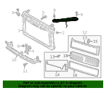 Cross Bar - Volkswagen (17A-806-929)