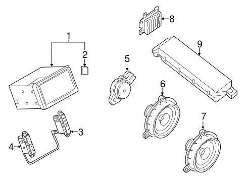 Sound System For 2017 Nissan Leaf
