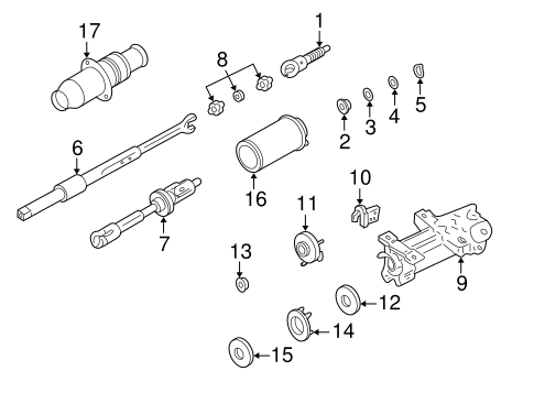 Gm Shift Lever 15151861 furthermore Saturn Sl2 Radiator Parts Diagram besides Gm Housing 19168059 in addition 87 Chevy Column Wiring Diagram furthermore 2008 Saturn Vue Fuel Filter Diagram. on saturn ion steering column