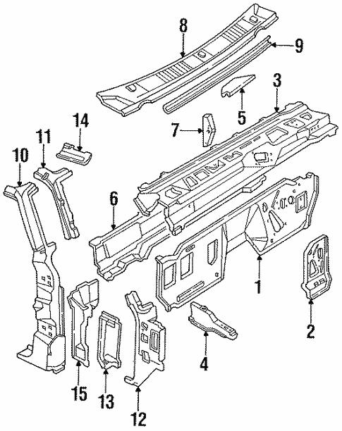 Genuine Oem Ford Parts Accessories