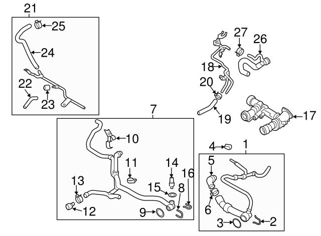 audi q3 towbar wiring diagram