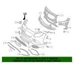 Air Duct - Mercedes-Benz (217-885-32-01)