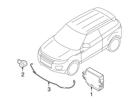 parking aid for 2013 land rover range rover evoque xportauto 2002 Land Rover parking aid for 2013 land rover range rover evoque