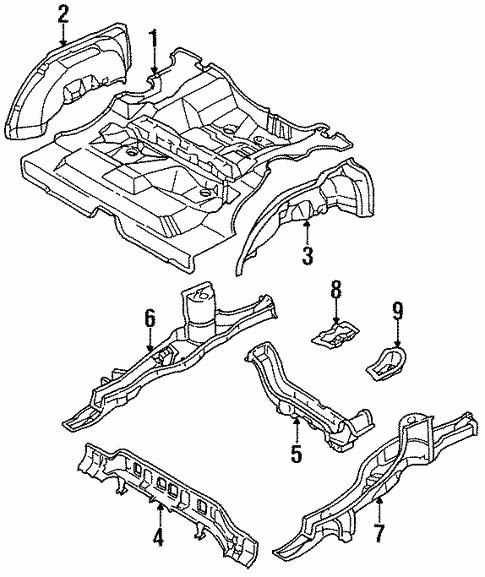 Chevy Metro Transmission Diagram