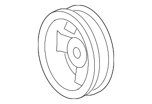 Pulley - Toyota (13470-31080)