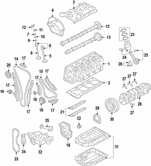 Vw Tiguan Engine Parts Diagram - Wiring Diagram point dome-depart -  dome-depart.lauragiustibijoux.itLaura Giusti Bijoux