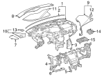 Carrier Assembly - GM (22934850)