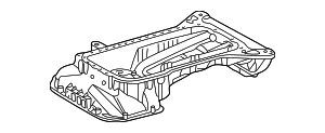 Oil Pan - Mercedes-Benz (112-014-07-02)