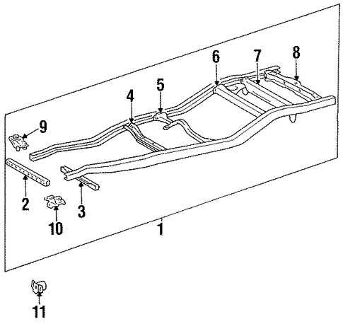 Solar System Coloring Pages 1 additionally Toyota Gutter 6162112360 besides 5120235270 additionally 42603AF030 additionally Saturn Aura Wiring Diagram. on toyota tundra illustration