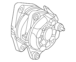 Alternator - Hyundai (37300-3C552)