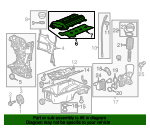 Valve Cover - GM (25198877)