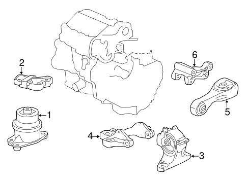 Bracket, Transmission Mounting(Cvt)