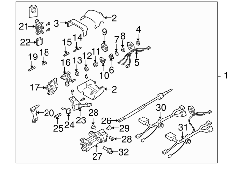 Toyota Corolla Engine Diagram Car Parts And Ponent on chrysler crossfire wiring diagram