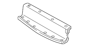 Air Deflector - GM (15704648)