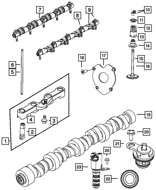 Supercharged Hemi Engine
