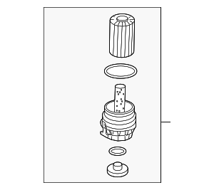 Oil Filter Housing - Toyota (15671-38010)