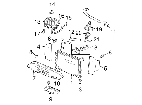 Spoiler Scat together with RepairGuideContent in addition 2003 Silverado Oil Pressure Sending Unit also Engine Diagram For Honda Cr V moreover T4749618 Order wires go distributor cap. on gm 8 0l engine