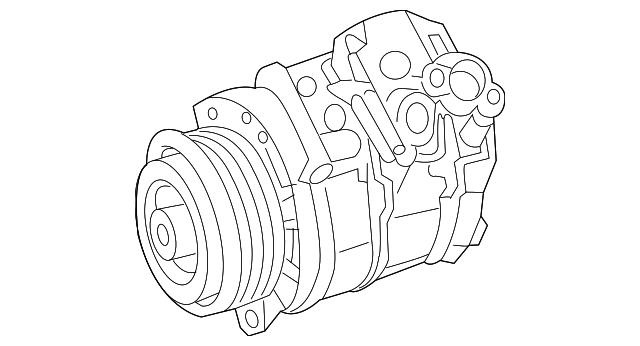 Pressor Assembly Mercedesbenz 0008304702: Mercedes S65 Amg Audio Wiring Diagram At Daniellemon.com