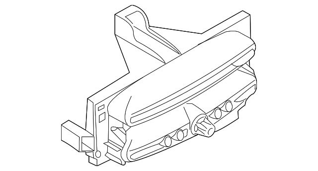 2010 Mini Cooper Part Diagram