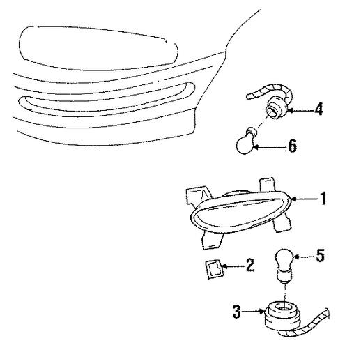 Gm Pump Drive 10219554 also Gm Socket 19260086 likewise T20577825 Need firing order 1972 pontiac besides Gm Center Support 10277922 likewise 1989 Pontiac Firebird Wiring diagram. on pontiac firebird 5 0 formula