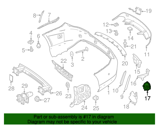 Tail pipe extension mercedes benz 221 490 15 27 for Mercedes benz part numbers list