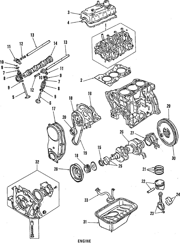 Genuine Gm Connecting Rod 96055397 Ebay Engine Diagram