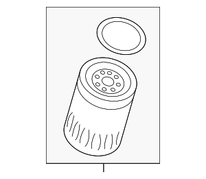Oil Filter - Mopar (5003558AB)