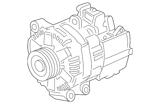 Parts Of An Electric Generator