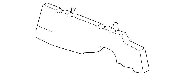 Lexus Parts Diagram   Woofer Lexus 86150 0w010 Lexuspartshu